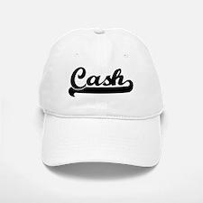 Black jersey: Cash Baseball Baseball Cap
