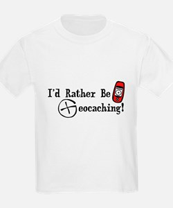 Rather Be Geocaching T-Shirt