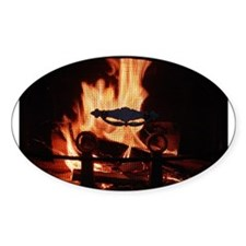 COZY FIRE™ Decal