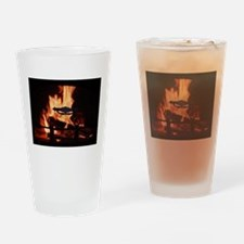 COZY FIRE™ Drinking Glass
