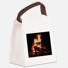 COZY FIRE™ Canvas Lunch Bag