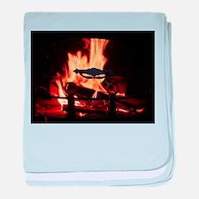 COZY FIRE™ baby blanket