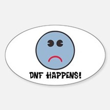 DNF Happens! Decal