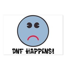 DNF Happens! Postcards (Package of 8)