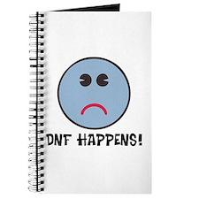 DNF Happens! Journal