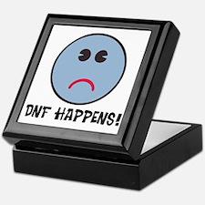 DNF Happens! Keepsake Box