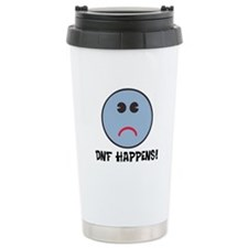 DNF Happens! Travel Mug