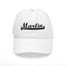Black jersey: Marlin Baseball Cap
