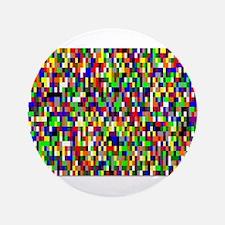 """Pi by Robert Vermillion 3.5"""" Button"""