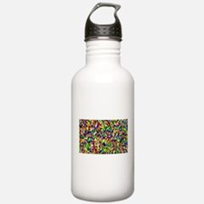 Pi by Robert Vermillion Sports Water Bottle