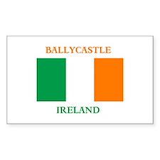 Ballycastle Ireland Decal