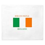 Ballycastle Ireland King Duvet