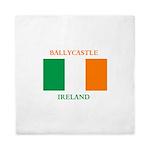 Ballycastle Ireland Queen Duvet