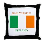 Ballycastle Ireland Throw Pillow