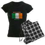 Ballycastle Ireland Women's Dark Pajamas
