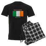 Ballycastle Ireland Men's Dark Pajamas