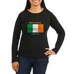 Ballycastle Ireland Women's Long Sleeve Dark T-Shi