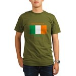 Ballycastle Ireland Organic Men's T-Shirt (dark)