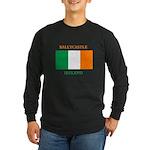 Ballycastle Ireland Long Sleeve Dark T-Shirt