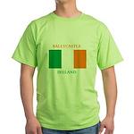 Ballycastle Ireland Green T-Shirt