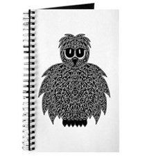 Abstract Owl Journal