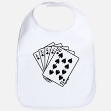 Royal Flush Bib