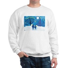 Cool Hanukkah Sweatshirt