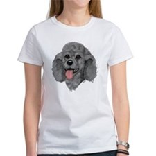 Gray Poodle Tee