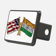India Usa Friend ship falgs Hitch Cover