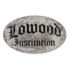 Lowood Institution Decal
