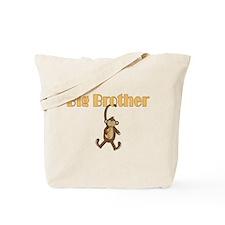 Big Brother Cute Monkey Tote Bag