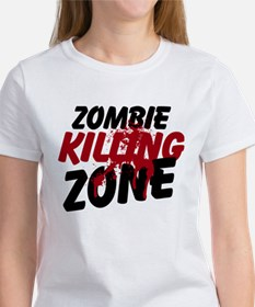 Zombie Killing Zone Women's T-Shirt