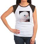 Bare-eyed Cockatoo - Lauren Women's Cap Sleeve T-S