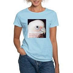 Bare-eyed Cockatoo - Lauren T-Shirt