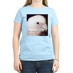 Bare-eyed Cockatoo - Lauren Women's Light T-Shirt