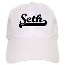 Black jersey: Seth Baseball Cap