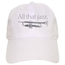All That Jazz Baseball Cap