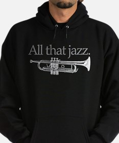 All That Jazz Hoodie (dark)