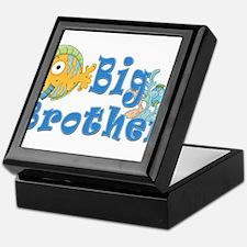 Big Brother Fishes 2 Keepsake Box