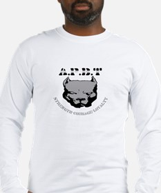 Strength Courage Loyalty Long Sleeve T-Shirt