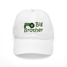 Big Brother Green Tractor Baseball Cap