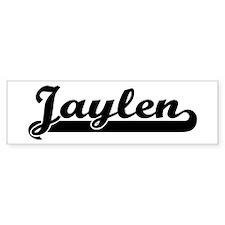 Black jersey: Jaylen Bumper Bumper Sticker