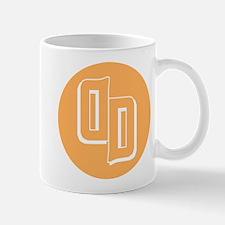 Droid Daughter Logo (Orange) Mug