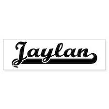 Black jersey: Jaylan Bumper Bumper Sticker