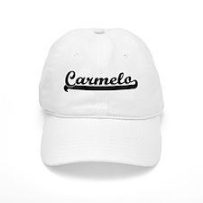 Black jersey: Carmelo Baseball Cap