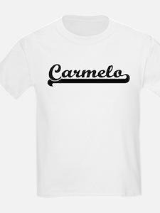 Black jersey: Carmelo Kids T-Shirt
