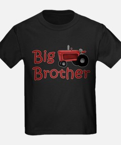Big Brother Red Tractor T