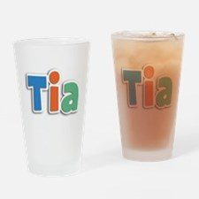 Tia Spring11B Drinking Glass
