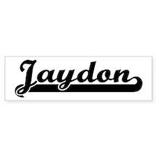 Black jersey: Jaydon Bumper Bumper Sticker