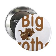 "Big Brother Spotted Puppy 2.25"" Button"